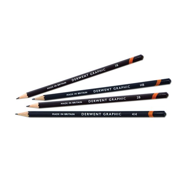 Derwent Graphic Pencils - Individual - Spectrum Art Shop Birmingham