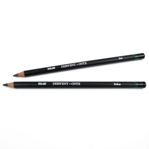 Derwent Onyx Pencils - Individual - Spectrum Art Shop Birmingham