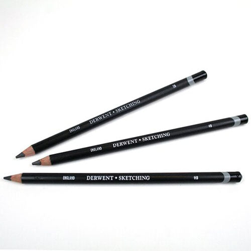 Derwent Sketching Pencils - Individual - Spectrum Art Shop Birmingham