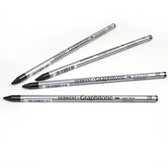 Derwent Watercolour Graphitine Pencils - Individual - Spectrum Art Shop Birmingham