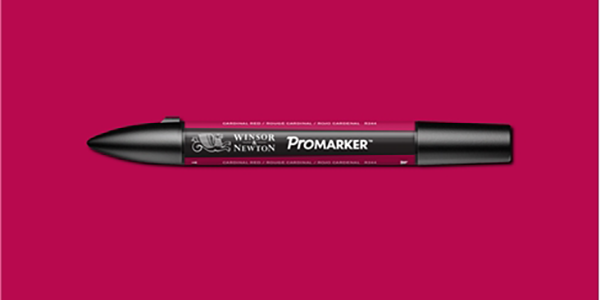 Winsor & Newton Promarker Singles - Cardinal Red R244