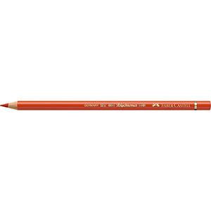 Polychromos Artists' Pencil, Dark Cadmium Orange (115) - Spectrum Art Shop Birmingham