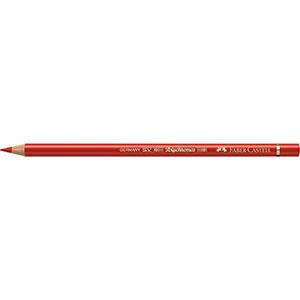 Polychromos Artists' Pencil, Light Cadmium Red (117) - Spectrum Art Shop Birmingham