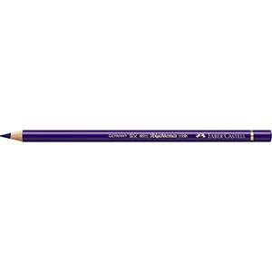 Buy Faber-Castell Polychromos Artists' Pencil, Blue Violet (137)