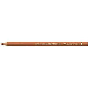 Buy Faber-Castell Polychromos Artists' Pencil, Burnt Ochre (187)