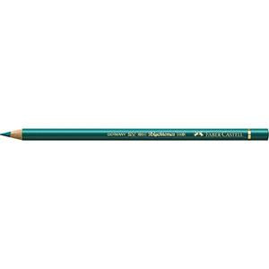 Buy Faber-Castell Polychromos Artists' Pencil, Chrome Oxide Green Fiery (276)