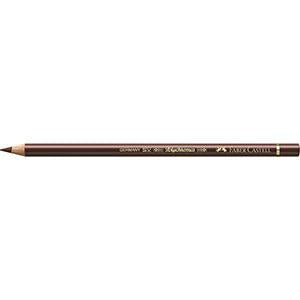 Buy Faber-Castell Polychromos Artists' Pencil, Burnt Sienna (283)