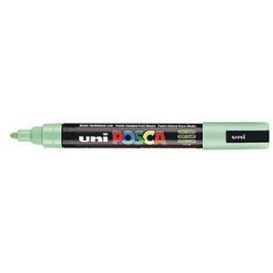 Posca PC-5M Marker 1.5-1.8mm Bullet Tip-Light Green - Spectrum Art Shop Birmingham