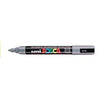 Posca PC-5M Marker 1.5-1.8mm Bullet Tip-Grey - Spectrum Art Shop Birmingham
