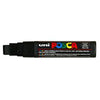 Posca PC-17K Marker 15.0mm Flat Tip-Black - Spectrum Art Shop Birmingham