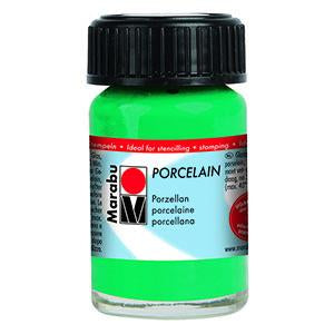 Porcelain Ceramic Paint 15ml, Mint - Spectrum Art Shop Birmingham