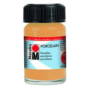Porcelain Ceramic Paint Effekte 15ml, Metallic Gold - Spectrum Art Shop Birmingham