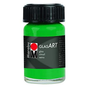 Glasart 15ml, Dark Green - Spectrum Art Shop Birmingham