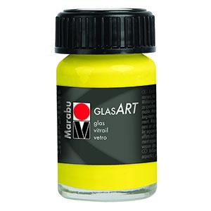 Glasart 15ml, Lemon - Spectrum Art Shop Birmingham