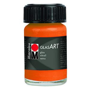 Glasart 15ml, Yellow Orange - Spectrum Art Shop Birmingham