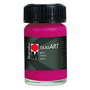 Glasart 15ml, Carmine Red - Spectrum Art Shop Birmingham