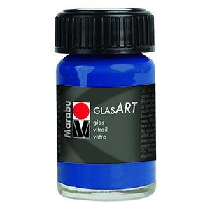 Glasart 15ml, Parisian Blue - Spectrum Art Shop Birmingham