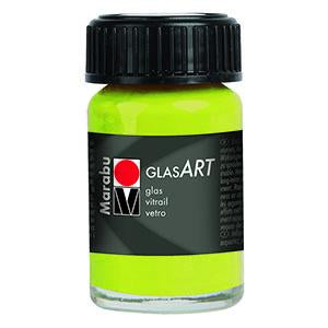 Glasart 15ml, Reseda - Spectrum Art Shop Birmingham