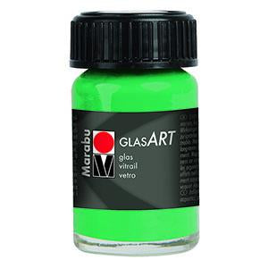 Glasart 15ml, Emerald - Spectrum Art Shop Birmingham