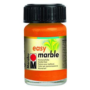 Easy Marble 15ml, Orange - Spectrum Art Shop Birmingham