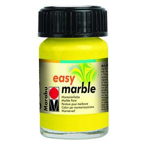 Easy Marble 15ml, Lemon - Spectrum Art Shop Birmingham