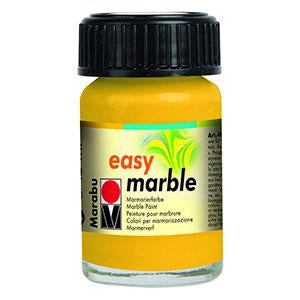 Easy Marble 15ml, Medium Yellow - Spectrum Art Shop Birmingham