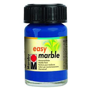 Easy Marble 15ml, Dark Ultramarine - Spectrum Art Shop Birmingham