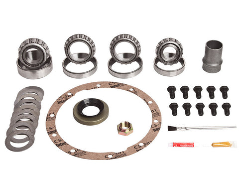 Differential Set Up Kit V6 & High Pinion