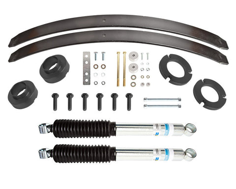 COMPLETE FRONT & REAR LIFT WITH SHOCKS, 95-04 TACOMA