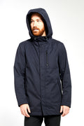 One Man Jericho Performance Sueded Cotton Rain Jacket
