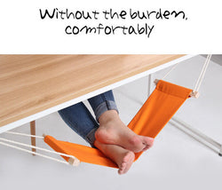 FUUT DESK HAMMOCK FOR YOUR FEET