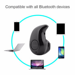 HOT! Ultimate Slick Bluetooth Earphones 2.0 - 123dealss