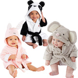 Cute Baby / Toddler Bathrobes FREE Shipping! - 123dealss
