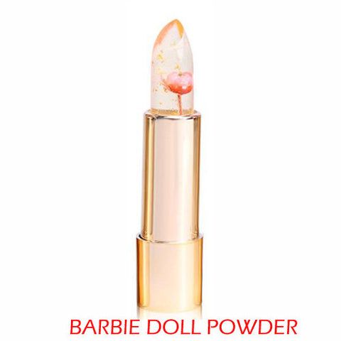 JELLY FLOWER LIPSTICKS - COLOR CHANGING GLOSSY LIP TINT