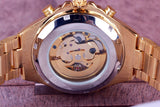 Gold Luxury Men's Watch