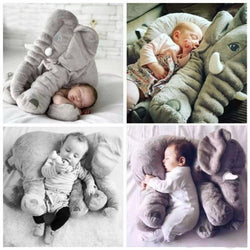 Cute Elephant Children's Pillow - FREE SHIPPING! - 123dealss