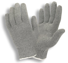 Load image into Gallery viewer, Gray Economy Weight 7-Gauge Gloves