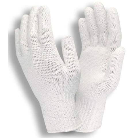Bleached White Medium Weight Gloves