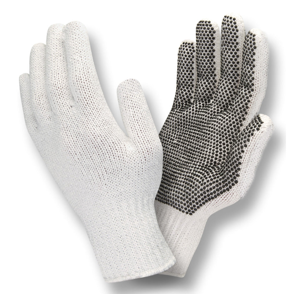 One-Side Dots Bleached Gloves
