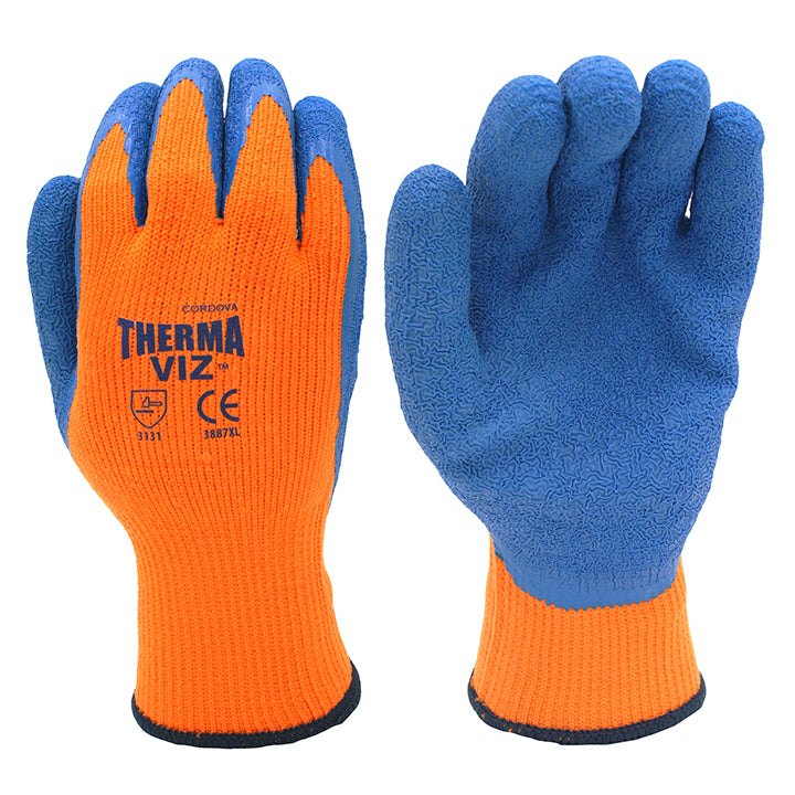 ION-Chill Orange Thermal Gloves