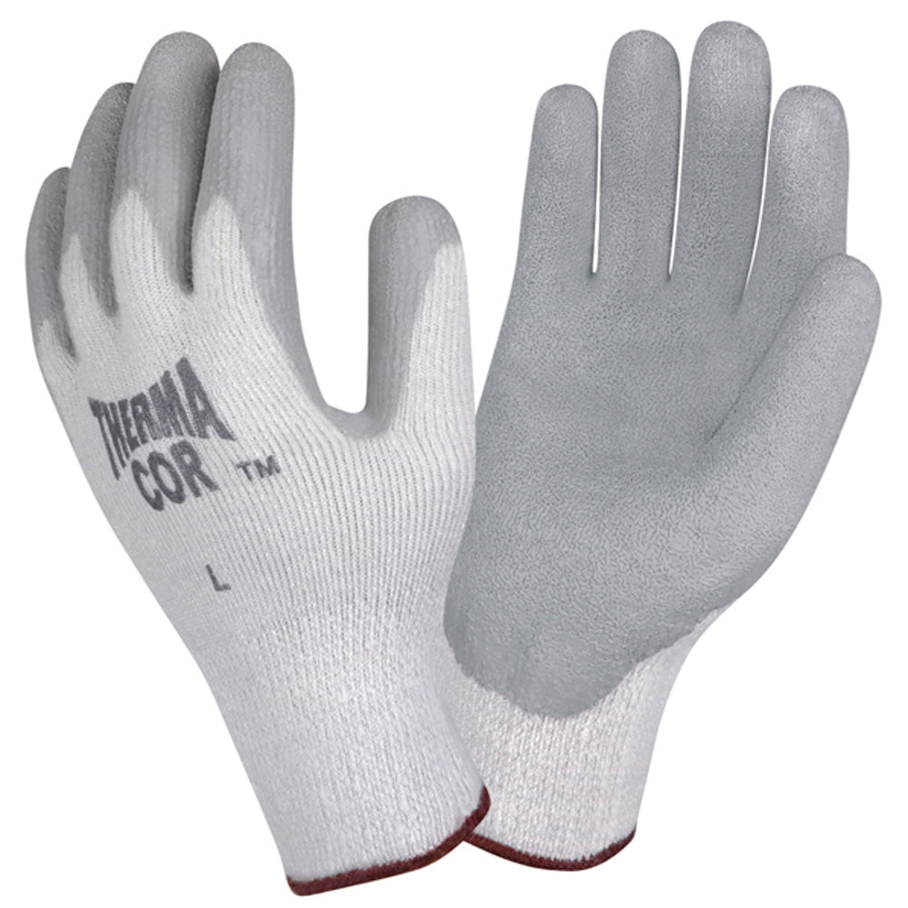 Therma-Cor Light Gray Gloves