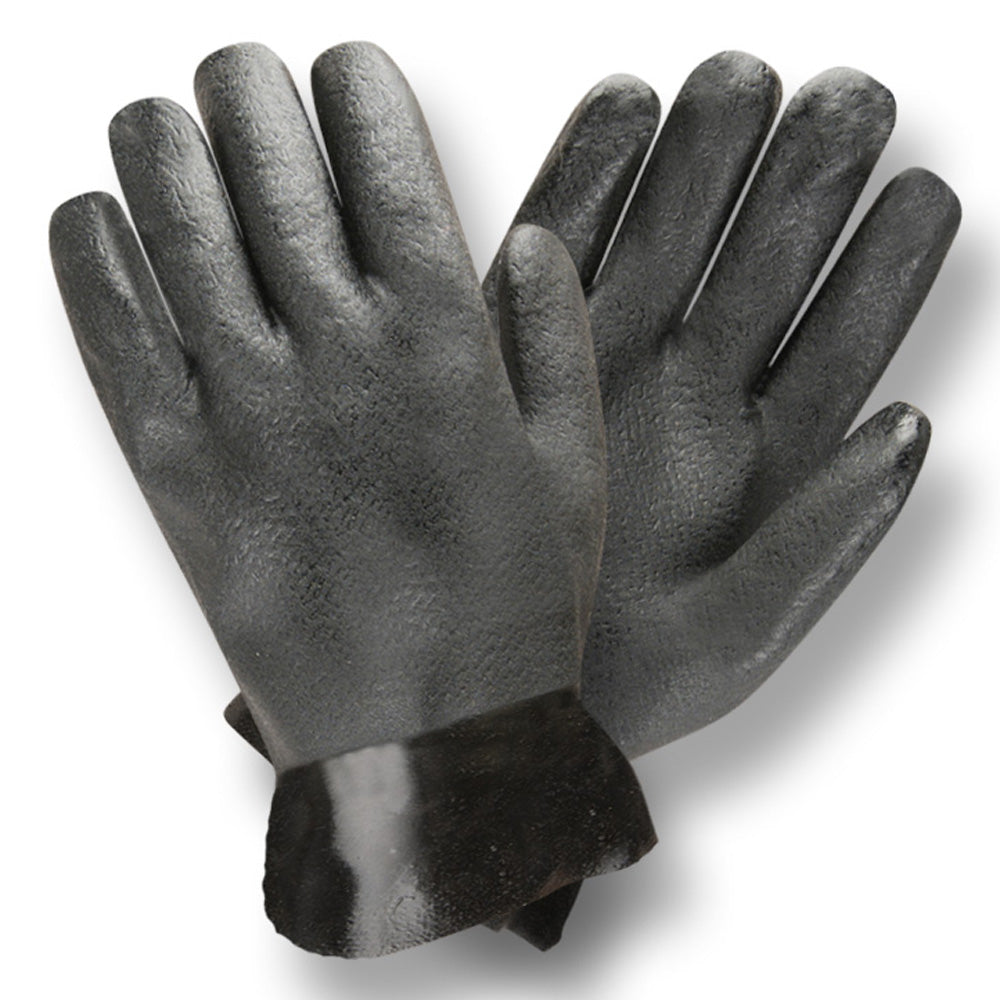 Etched PVC 10-IN Gloves