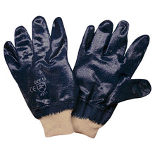 Load image into Gallery viewer, Standard Nitrile Smoot/Jersey Lining Gloves