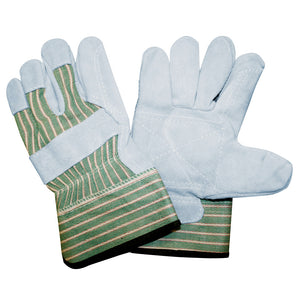 Shoulder Split PE Cuff Gloves