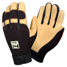 Load image into Gallery viewer, Pit Pro Premium Deerskin Leather Palm Gloves