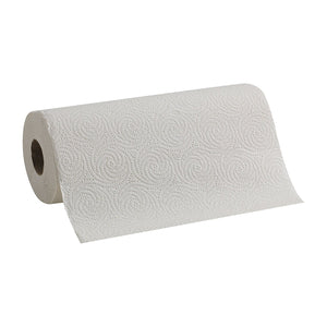 "Pacific Blue Select (Previously Branded Preference) 27300 White 2-ply Perforated Paper Towel Roll by GP PRO, (WxL) 11.000"" x 8.800"" (Case of 30 Rolls, 100 Towels per Roll)"