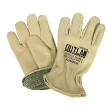 Load image into Gallery viewer, Outlaw Arc Premium Grain Driver Gloves
