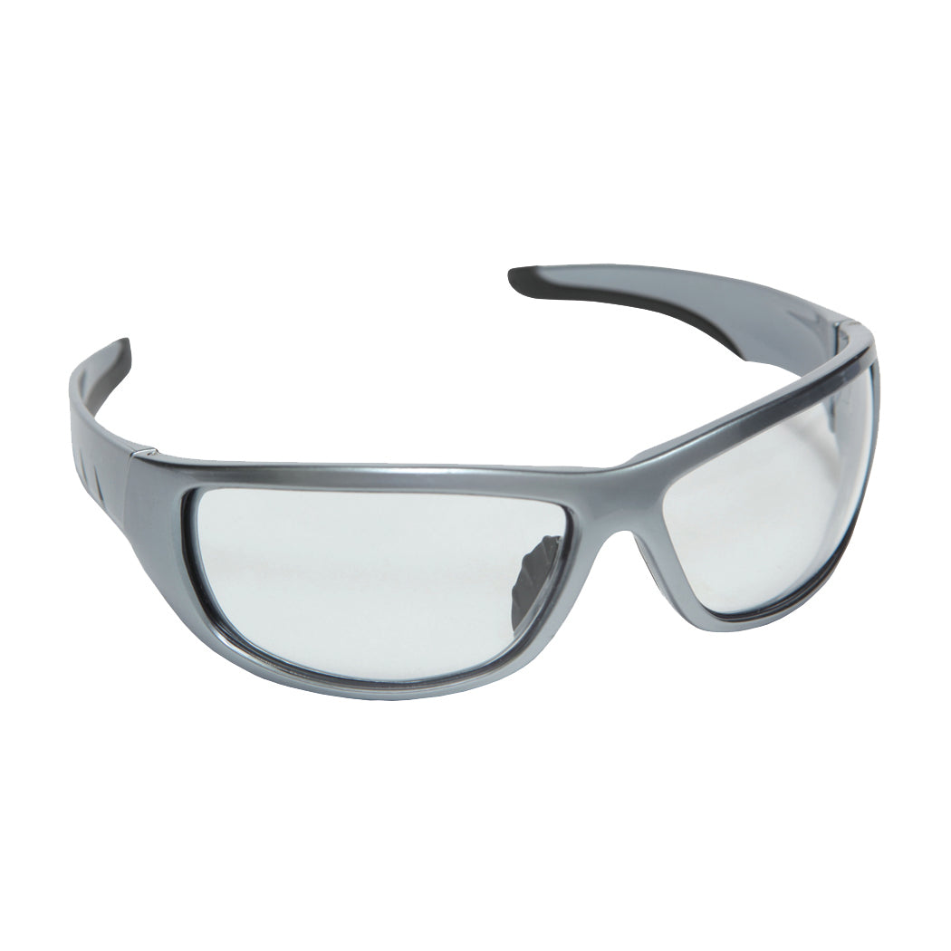 Aggressor Clear Safety Glasses