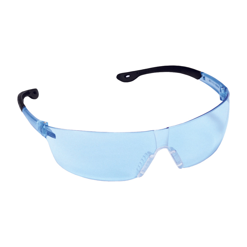 Jackal Light Blue Glasses