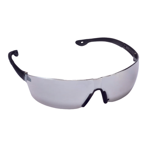 Jackal Silver Mirror Glasses